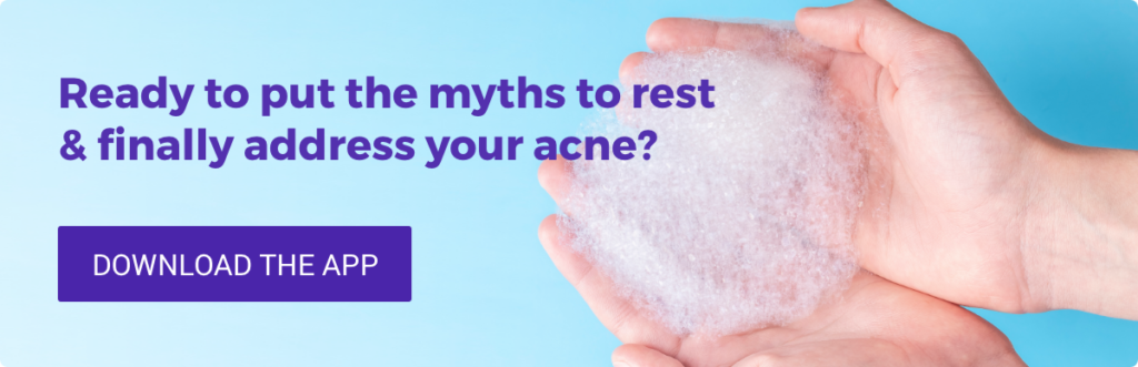 Put Acne Myths To Rest